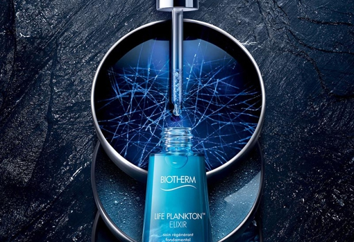 Biotherm Life Plankton Elixir has a formula full of active ingredients such as Life Plankton ™, probiotics, hyaluronic acid and vitamin C, so the filling process is complex and has been a real challenge for the French firm, which seeks to promote a responsible consumption with this initiative.