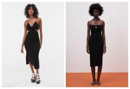 Zara and Bersha offer similar options