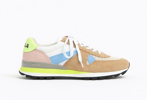 Sneaker by Bima & amp;  Lola