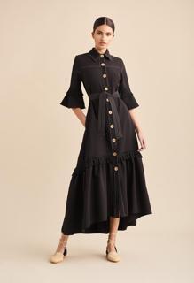 Leyre Doueil's dress