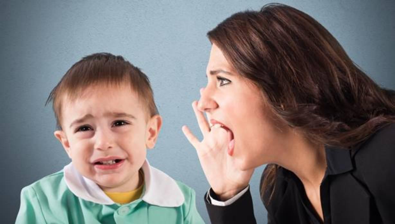 Qué le pasa al cerebro de tus hijos cuando les gritas