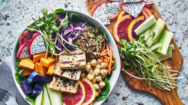 que alimentos tienen proteinas para vegetarianos