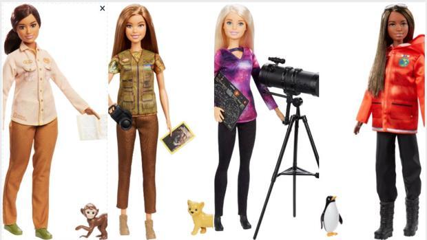 Así Son Las Nuevas Barbies Inspiradas En Mujeres Reales