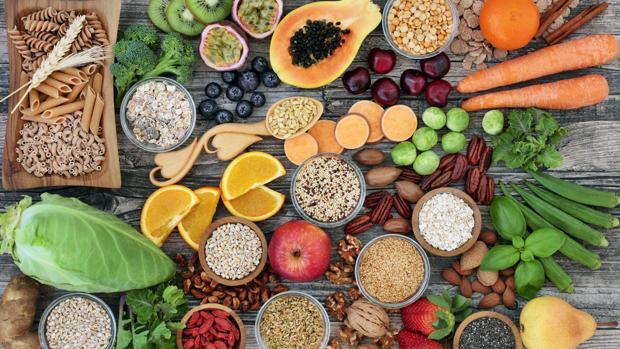 alimentos que tienen 35 de una ingesta diaria