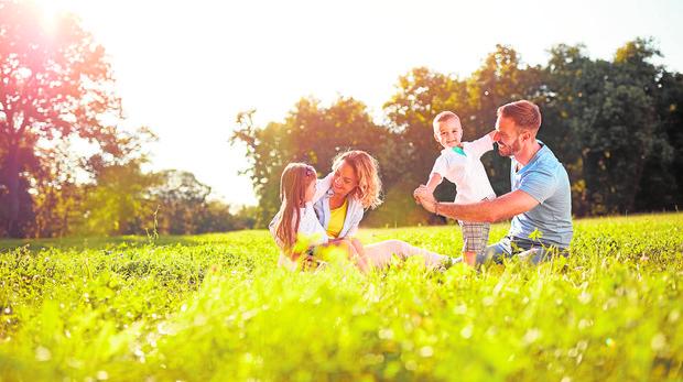El tiempo libre invita a reflexionar sobre dónde estamos y dónde queremos llegar como familia
