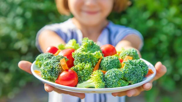 proteinas para ninos vegetarianos
