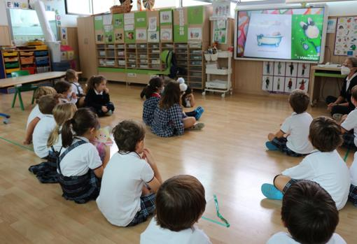En el colegio Salliver infantil dan prioridad al reconocimiento de las emociones y sentimientos propios y de los demás