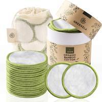 Greenzla reusable makeup remover pads