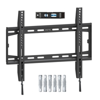 Compact TV wall mount
