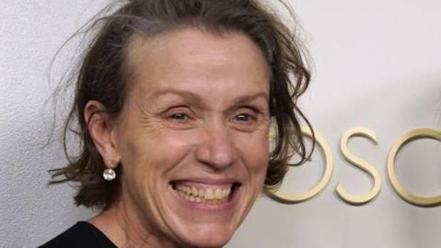 Frances McDormand, la antidiva con tres premios Oscar