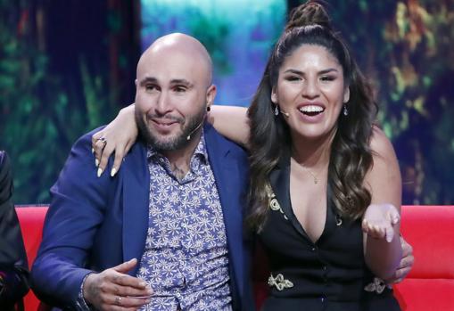 Kiko Rivera and Chabelita Pantoja