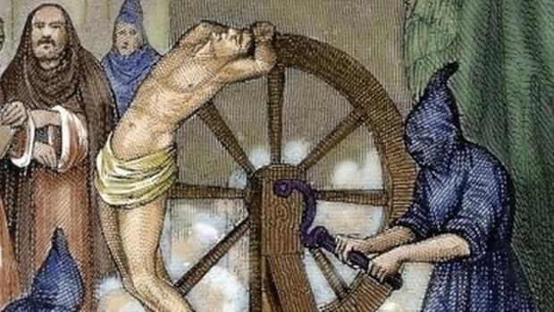 Las torturas más sanguinarias y crueles de la Inquisición