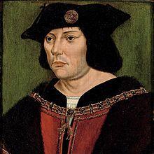 Retrato de Guillermo de Croÿ