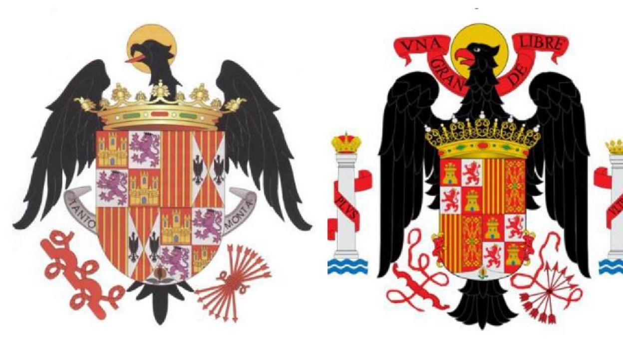 Ni Fascista Ni Franquista El Verdadero Origen Del águila De San Juan En El Escudo De España