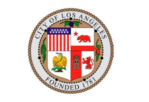 Escudo de la ciudad de Los Ángeles