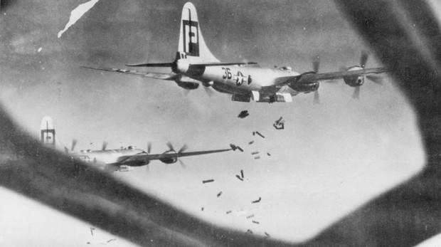 Los crueles bombardeos Aliados sobre civiles: la vergüenza oculta en la Segunda Guerra Mundial