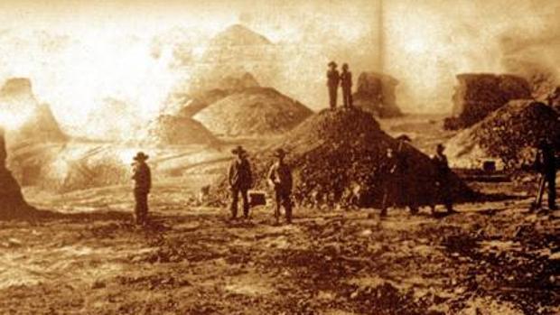 Así ocultó Inglaterra los abusos (y los muertos) de la todopoderosa Río Tinto Company en Huelva en 1888