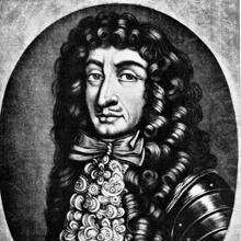 Retrato de Starhemberg.