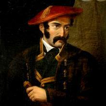 Tomás de Zumalacárregui, en 1836