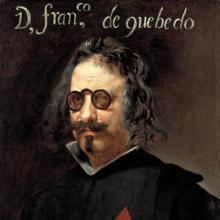 Portrait of Francisco de Quevedo