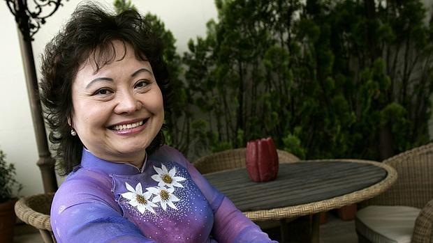 Kim Phuc, entrevistada por ABC en 2007