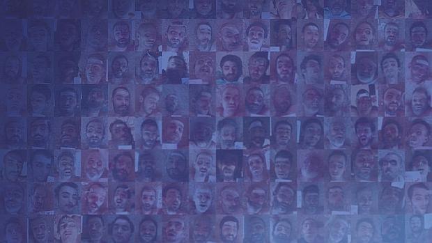 Fotos de las víctimas investigadas por la ONG
