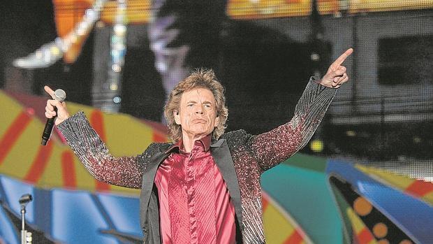 Mick Jagger durante su actuación en La Habana, Cuba, el pasado mes de marzo