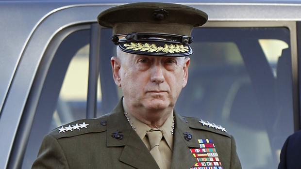 El general James Mattis