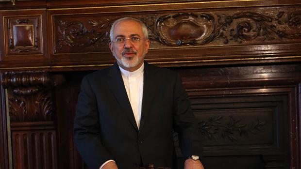 Mohamad Yavad Zarif, en una entrevista con ABC en 2015