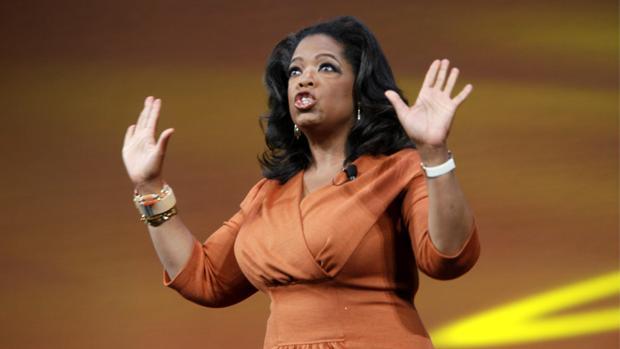 Oprah Winfrey en una imagen de archivo