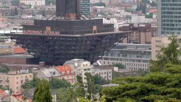 La «Slovak Radio» de Bratislava