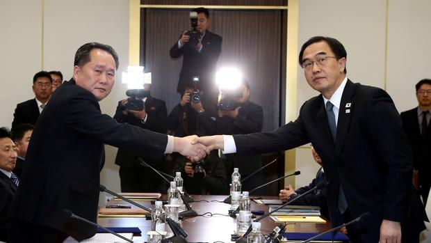 Corea del Norte y Corea del Sur han acordado celebrar el miércoles una reunión de alto nivel