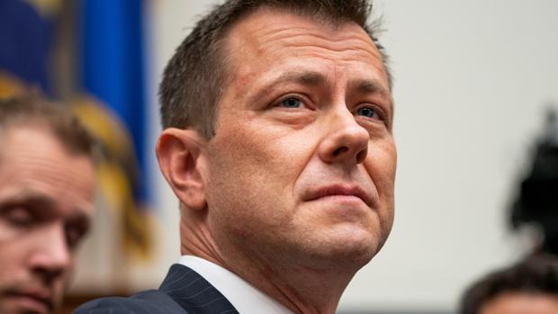 El agente Peter Strzok fue despedido del FBI el pasadoviernes