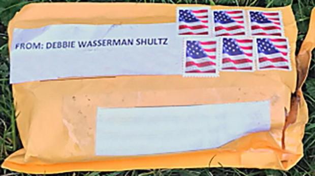 Detalle de uno de los paquetes