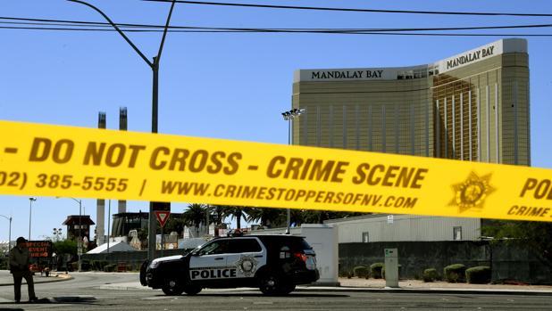 El tiroteo más mortífero tuvo lugar durante un concierto en Las Vegas en 2017. Murieron 57 personas