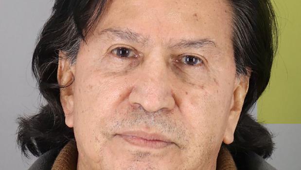 El expresidente de Perú Alejandro Toledo fue detenido el pasado domingo en Estados Unidos