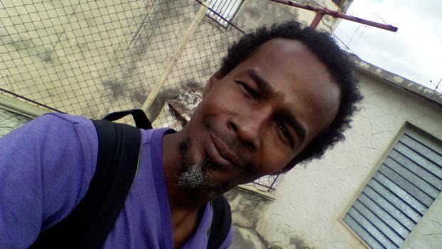 El corresponsal de ABC en La Habana, Jorge Enrique Rodríguez