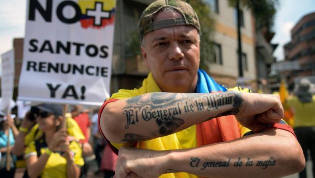 El exjefe de sicarios, Jhon Jairo Velásquez Vásquez, alias 'Popeye', en 2017