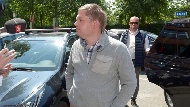 Rasmus Paludan, líder del partido racista «Mano dura», hoy en Dinamarca