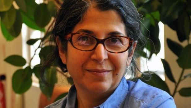 La investigadora francoiraní, Fariba Adelkhah,