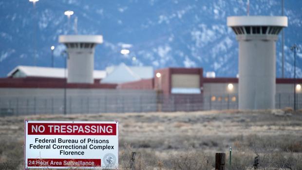 Así es la nueva cárcel de alta seguridad en Colorado donde el Chapo Guzmán pasará el resto de sus días
