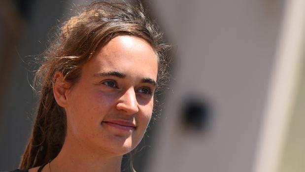 La capitana del Sea Watch, Carola Rackete, vuelve libre a Alemania por decisión de los jueces