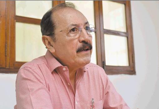 Hugo Torres,, general nicaragüense en retiro