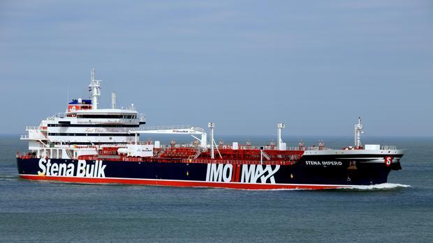 Irán reconoce que apresó el petrolero británico como medida de «represalia»