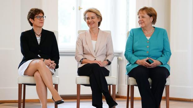 Las mujeres que lideran Europa siguen siendo conservadoras