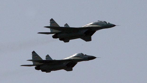Corea del Sur realiza disparos de advertencia contra un bombardero ruso que había «violado» su espacio aéreo