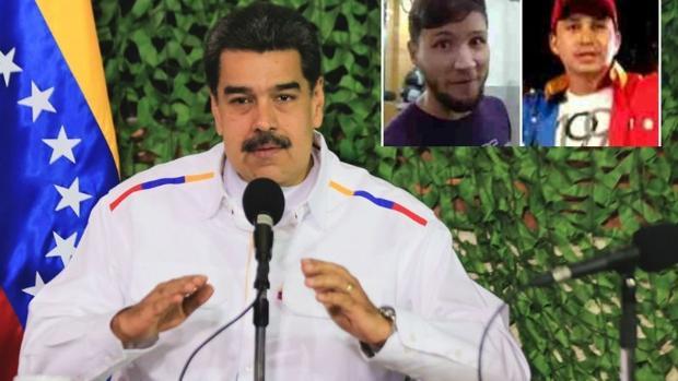 EE.UU. sanciona a los tres hijos de la esposa de Maduro