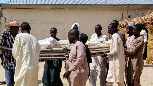 Un ataque de Boko Haram contra una comitiva funeraria deja al menos 65 muertos