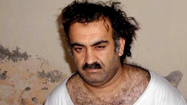 Khalid Shaikh Mohammed, en una imagen de 2003
