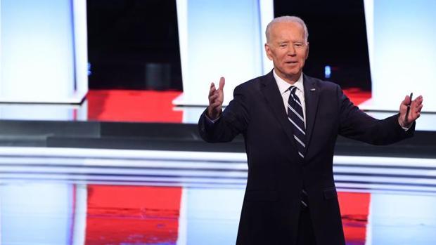El segundo debate une a los candidatos demócratas: todos contra Biden